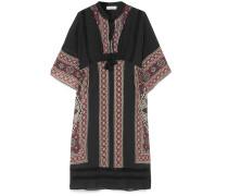 Ezri Kleid aus Bedrucktem Crêpe De Chine