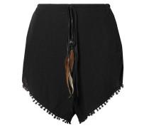 Tizimin Shorts aus Baumwollgaze