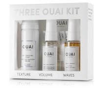 Three Ouai Kit – Haarpflegeset