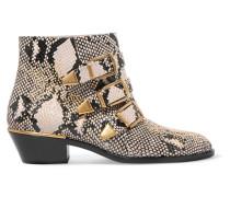 Susanna Ankle Boots aus Leder