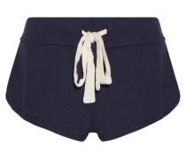 Heather Pyjama-shorts aus Jersey