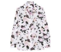 Leema Hemd aus Crêpe De Chine aus Seide
