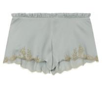 Flottant Shorts aus Seidensatin