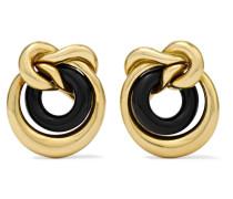 Ohrclips Von Tiffany & Co. aus den 1980er-jahren aus 18 Karat