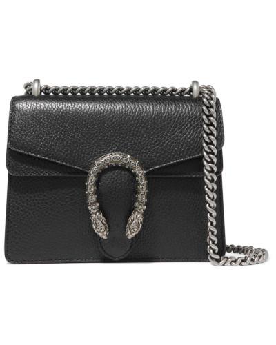 Gucci Damen Dionysus Mini Schultertasche aus Strukturiertem Leder Spielraum Besuch nMb5l78wJd
