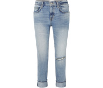 The Fling Tief Sitzende Jeans