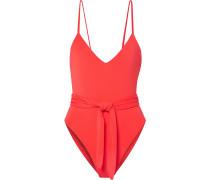 + Net Sustain Gamela Badeanzug mit Gürtel