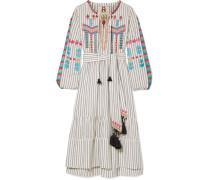 Noor Kleid aus Baumwoll-voile