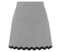 Minirock aus einer Baumwollmischung