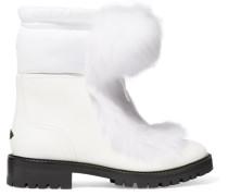 Glacie Ankle Boots aus Leder