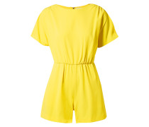 Ashlea Playsuit aus Crêpe