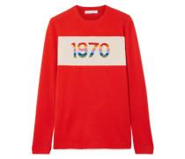 1970 Pullover aus einer Kaschmirmischung