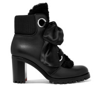 Jenny From The Alps 70 Ankle Boots aus Leder