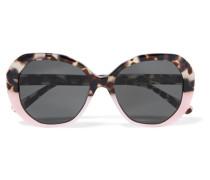 Manuela Zweifarbige Sonnenbrille