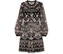Esme Besticktes Kleid aus Tüll