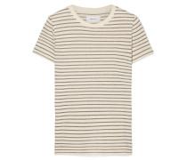 The Retro T-shirt aus Jersey aus einer Baumwollmischung