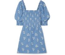 Elle Minikleid aus Georgette