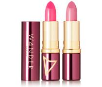 Wanderout Dual Lipstick – Jet Set/ Vacay – Lippenstiftduo
