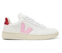 + Net Sustain V-12 Sneakers aus Leder
