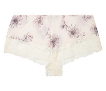 Camille Pyjama-shorts aus Bedrucktem Jersey