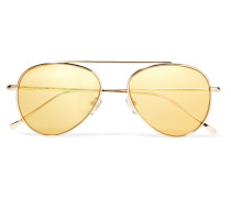 Dorchester farbene Pilotensonnenbrille