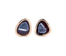 Ohrringe aus 18 Karat  mit Geoden