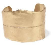 Gaby Armspange aus 9 Karat  mit Diamanten