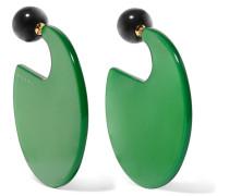 Ohrringe aus Harz