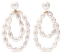 Coco Ohrringe aus 9 Karat  mit Perlen