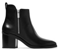 Alexa Ankle Boots aus Leder