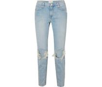 The Fling Tief Sitzende Boyfriend-jeans