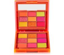 Obsessions Eyeshadow Palette – Neon Orange – Lidschattenpalette