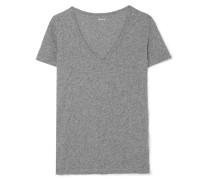 Whisper T-shirt aus Baumwoll-jersey