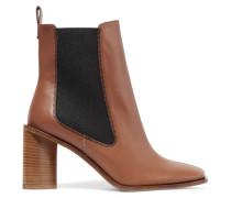 Bethany Ankle Boots aus Leder