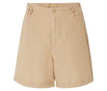 The Explorer Shorts aus einer Leinen-baumwollmischung