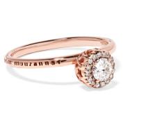 Beirut Ring aus 18 Karat  mit Diamanten