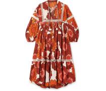 Nell Kleid aus Baumwoll-voile