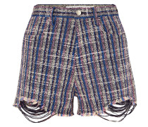 Hearty Shorts aus Tweed