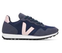 + Net Sustain Sdu Rec Sneakers aus Veganem Veloursleder und Mesh
