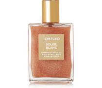 Soleil Blanc Shimmering Rose  Body Oil, 100 Ml – Körperöl