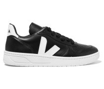 + Net Sustain V-10 Sneakers aus Leder