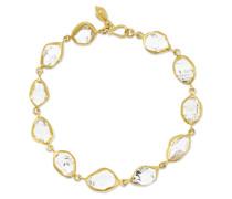 Armband aus 18 Karat  mit Herkimer-diamanten