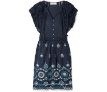 Sofie Minikleid aus Baumwolle