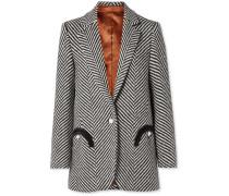 Sedov Weekend Oversized-blazer aus Wolle