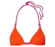 Carlo Wendbares Triangel-bikini-oberteil