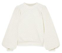 Hawley Sweatshirt aus Velours aus einer Baumwollmischung