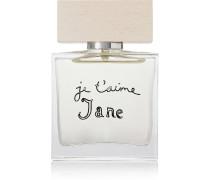 Je T'aime Jane – Blumig, Sinnlich & Chypre, 50 Ml – Eau De Parfum