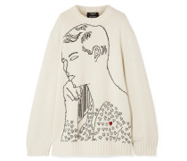 + Andy Warhol Foundation Oversized-pullover aus Wolle