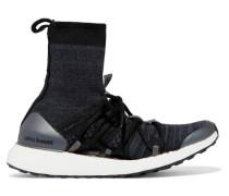 Ultraboost X Mid Primeknit High-top-sneakers