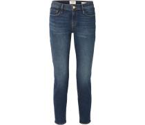 Le Garcon Schmale Boyfriend-jeans